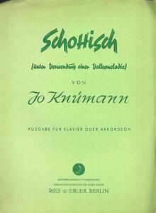 Jo-Knuemann-034-Schottisch-034-Alte-Noten-unter-Verwendung-einer-Volksmelodie
