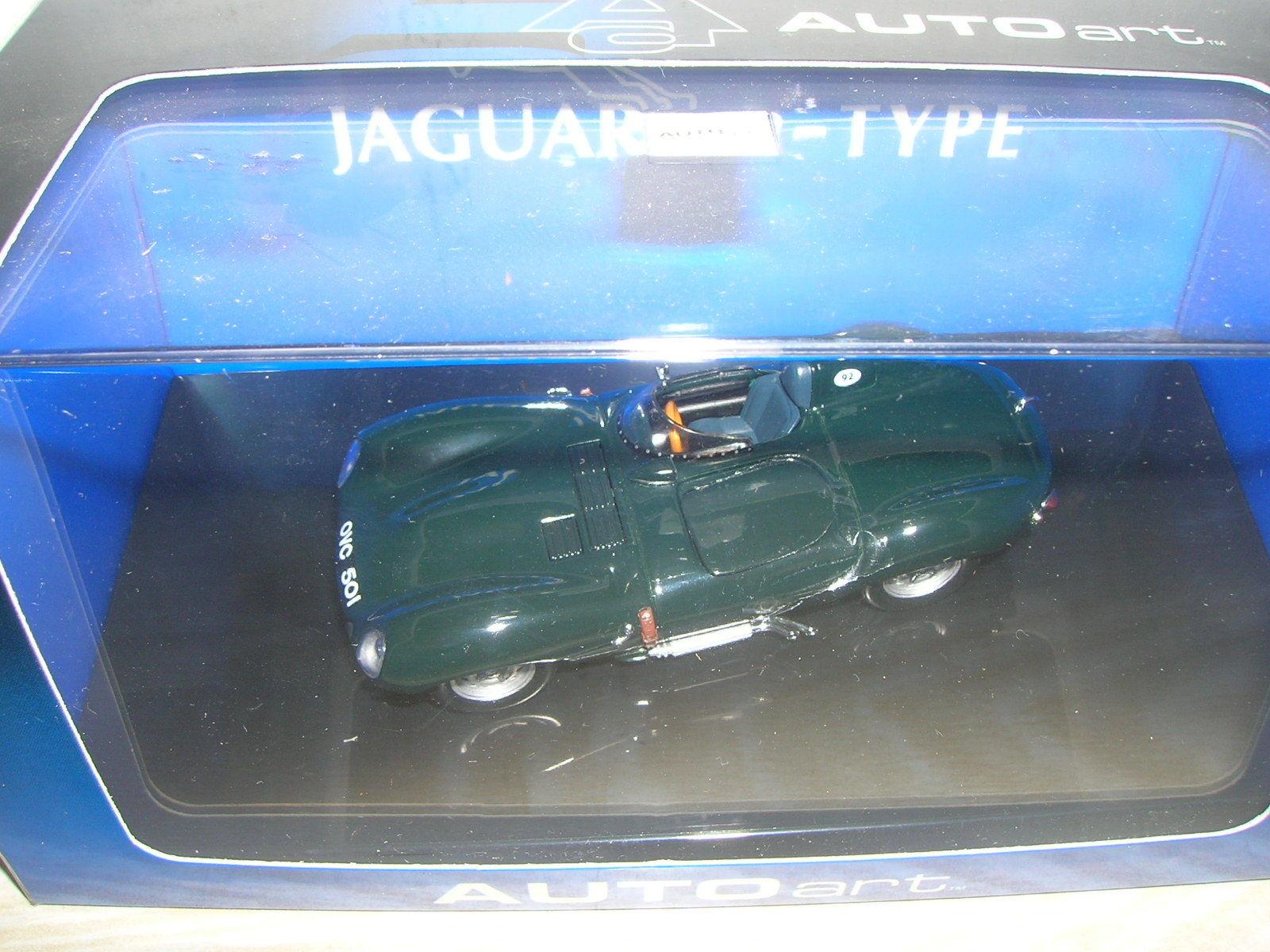 AutoArt Modèle 53561-D type Short Nose Racing vert - 1 43 dans PC-Box