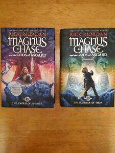 Magnus chase book 1 online