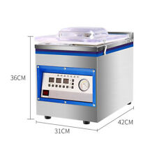 Commercial Vacuum Sealer System Food Saver Sealing Machine Chamber Packing Used