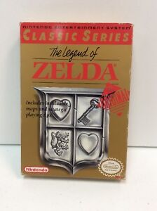 The Legend of Zelda: Classic Series (NES) CIB
