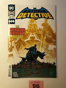 Detective-Comics-1001-1st-Print-Arkham-Knight-Rebirth-DC-2019-Tomasi