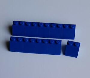 Lego 10 x Dachstein 3039 schwarz Schrägstein 45° 2x2