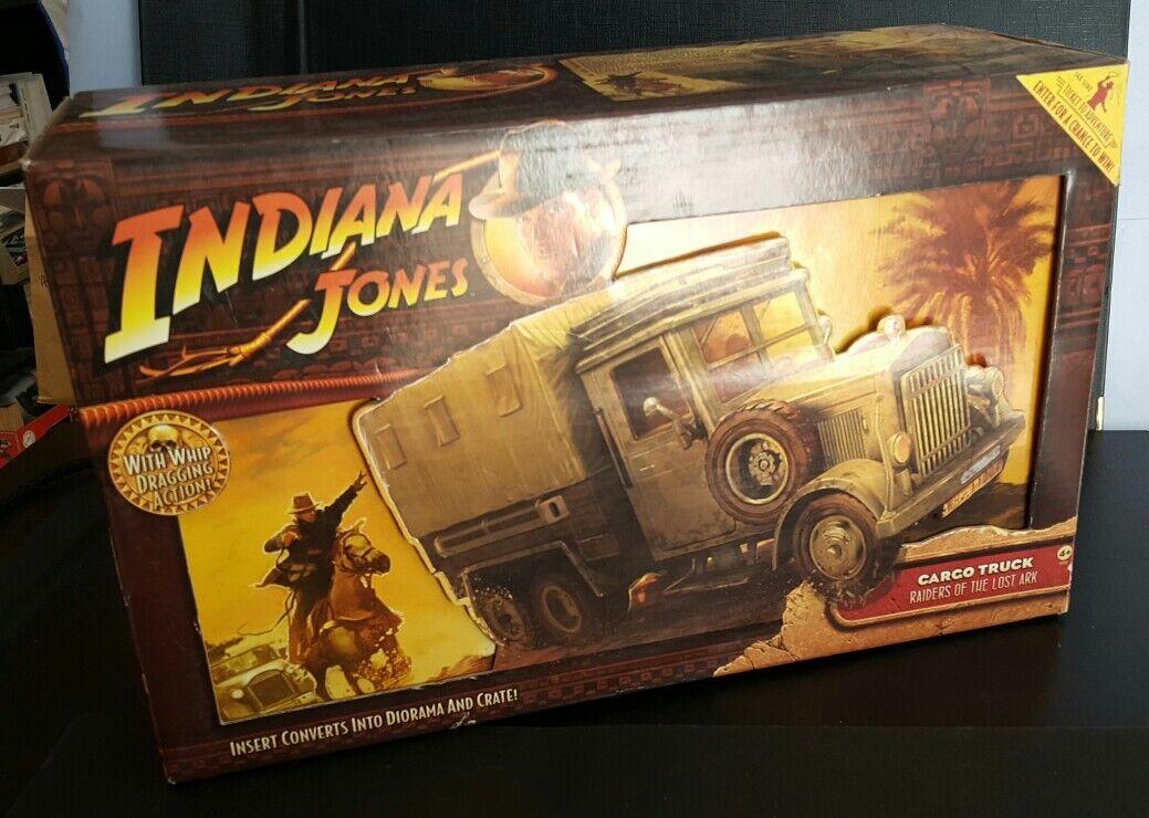 Indiana Jones lotto - 2 veicoli + 6 figures