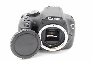 Details About Canon Eos Rebel T5 Eos 1200d 18 0mp Digital Slr Camera Black Body Only
