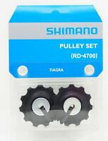 Genuine Shimano Tiagra Rd-4700 10 Speed Tension & Guide Pulley Set