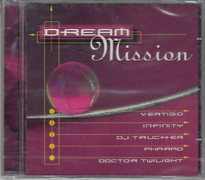 Compilation-CD-Dream-Mission-Germany