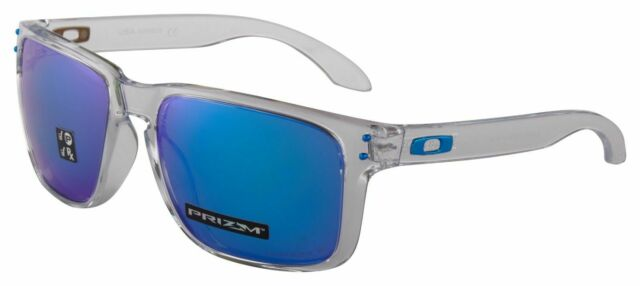01b22662c0e Authentic Oakley Holbrook XL Polarized Sunglasses Oo9417 Polished Clear