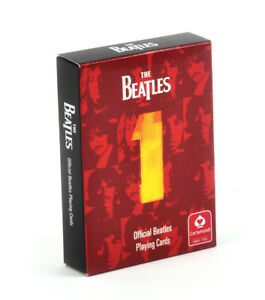 The-Beatles-No-1-Apple-Records-Archive-Official-Playing-Cards