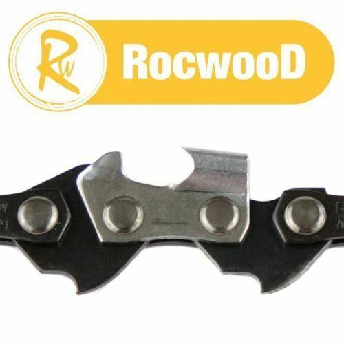 """2 x Chain Saw Chain For McCulloch Extreme8-42 Dakota442 Titanium420 14/"""""""