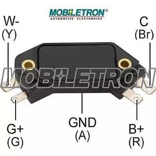 Unità Interruttore sistema di accensione mobiletron IG-D1906
