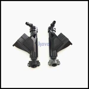 NEW-Left-amp-Right-Headlight-Washer-Jet-Nozzle-Pump-For-Kia-Telecope-sorento