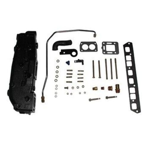 Mercruiser OEM 3.0L Exhaust Manifold Kit 860235A04 Small Ports MC-1-99798 51210