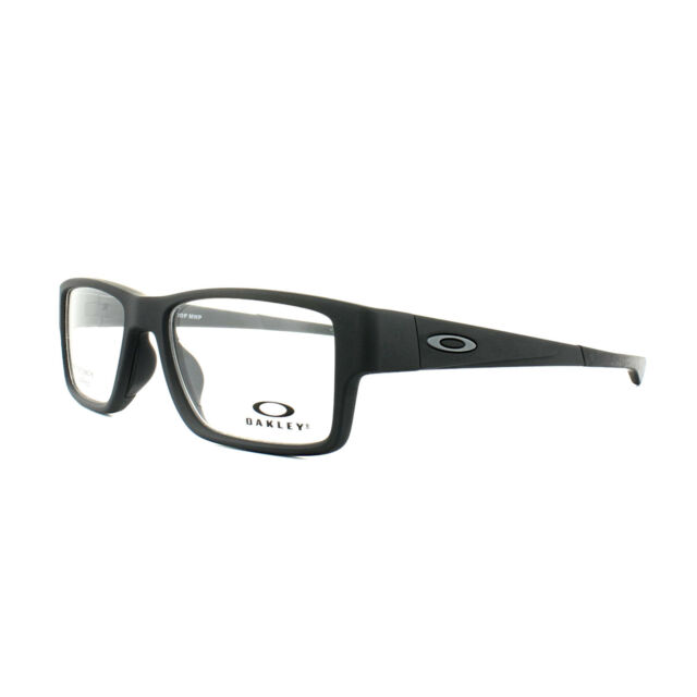 b3b8ce017c Eyeglasses Oakley Airdrop MNP 8121-01 53 Satin Black for sale online ...