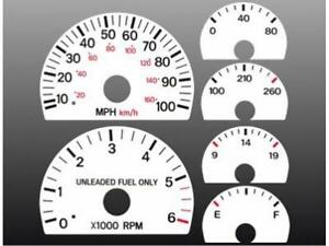 1997-2001-Jeep-Cherokee-Dash-Cluster-White-Face-Gauges-97-01