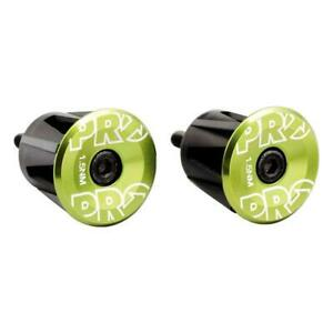 Shimano-PRO-Alloy-Anodized-Handlebar-End-Plug-Mtb-Road-Green-PRAC0059-Bike