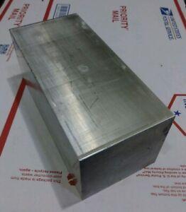 "Aluminum Flat 5/"" X 5/"" X 1//4/""    6061  1 PC"