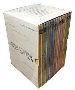 16-Dvd-Box-Cofanetto-LA-GRANDE-LETTERATURA-SCENEGGIATI-RAI-039-60-039-70-completa-nuov