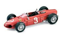 Brumm R123 Ferrari 156 HP 200 F1 Diecast Modelo Coche de Carreras Rojo 1961 1:43