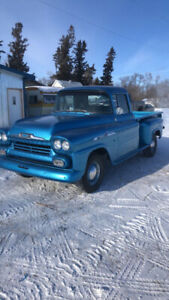 1958 Chevrolet C/K 2500 3500