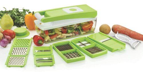 Vegetable and Fruit Chopper Cutter Grater Slicer