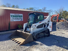 2017 Bobcat T590 Compact Track Skid Steer Loader With Cab Clean Machine