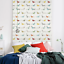 Designer Catherine Lansfield Silly Sausage Dog Multi in Jumpers Wallpaper 165531