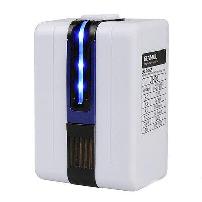 Portátil Negativos Ion Iónico Fresco Purificador De Aire Hogar Mini Ozonizador