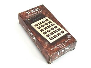 Texas-Instruments-Ti-1025-Calculator-with-Box-and-Manual