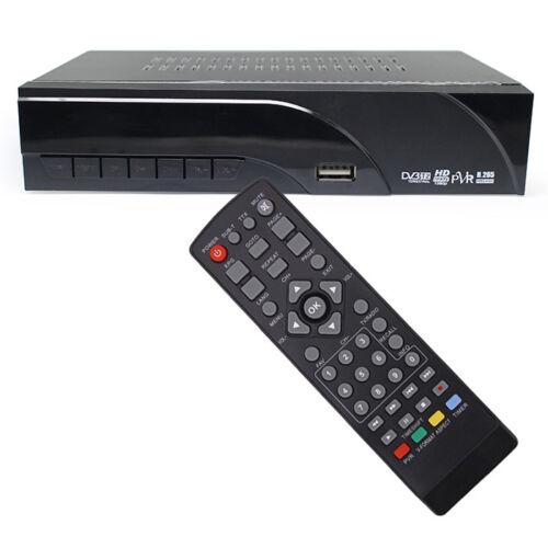 I39 TOP HDTV DVB-T2 Receiver HEVC H.265 PVR USB HDMI Mediaplayer USB Freenet TV