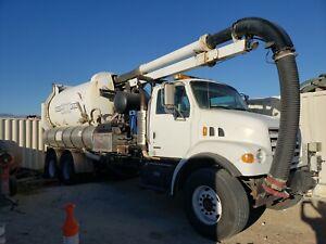 Vacuum Truck 2003 Vactor 2100 Vacuum Truck Hydro Excavator Must Sell Ebay