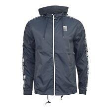 Crosshatch Mens Designer Tabor Windbreaker Light Waterproof Rain Jacket Coat 4438c332fa