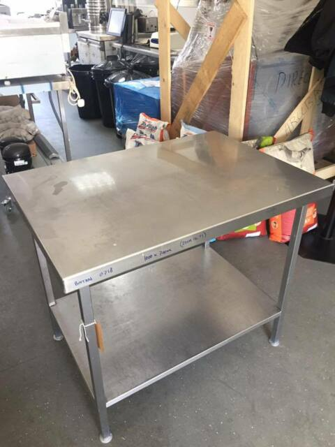 Remarkable Stainless Steel Table Work Bench With Under Shelve Top Quality Heavy Duty Cjindustries Chair Design For Home Cjindustriesco
