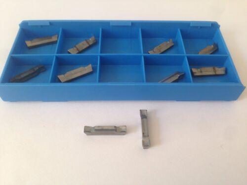 10 x ISCAR HGL 3003C-6D IC328 Cut Off Carbide Inserts Cnc Lathe tools HGFH HGN