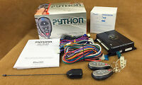 Python 502 6-channel Keyless Entry Security System 3102p