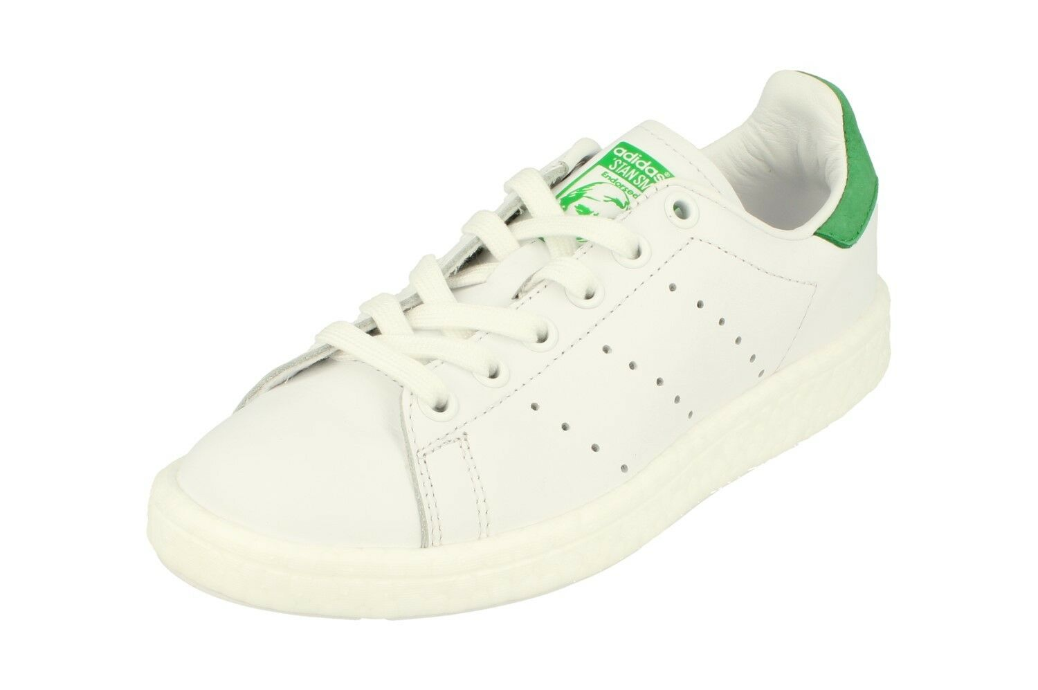 Adidas Hombre Originals Stan Smith Boost Hombre Adidas Running Trainers Sneakers BB0008 021ce8