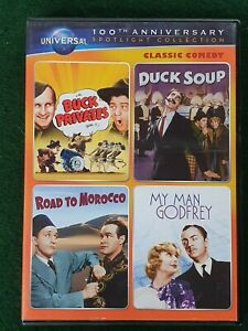 100-YEARS-OF-UNIVERSAL-Buck-Privates-Duck-Soup-Road-to-Morroco-DVD