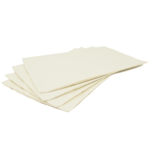 Waxed Paper Sheets Craft embossing transfer soap wrap 38cm x 25cm Pack of 25