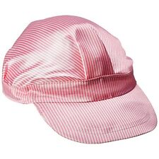 eb501d78db7 item 4 PINK STRIPED TRAIN DRIVER CONDUCTOR ENGINEER 1 HAT CAP COSTUME PARTY  -PINK STRIPED TRAIN DRIVER CONDUCTOR ENGINEER 1 HAT CAP COSTUME PARTY