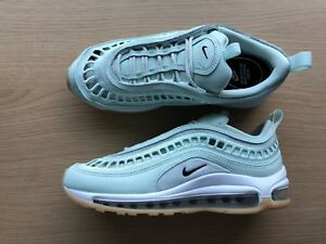 Details about WOMENS NIKE AIR MAX 97 ULTRA '17 SL UK SIZE 5 GREENGUM (AO2326 300)