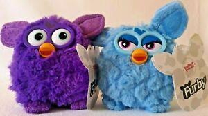 Peluche-Bebe-Plush-Furby-et-Attache-Vitre-Doudous-Bebe-Enfant-Jouet-Jeux-Famosa