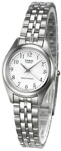 Casio-LTP-1129A-7B-Ladies-Analog-Stainless-Steel-Casual-Dress-Watch