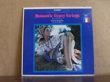 RAPHA BROGIOTTI, ROMANTIC GYPSY STRINGS - LP ST 10498