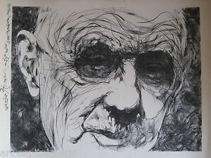 MORETTI-RAYMOND-LITHOGRAPHIE-SIGNEE-AU-CRAYON-NUM-250-HANDSIGNED-NUMB-LITHOGRAPH