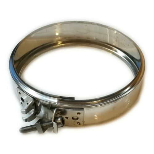Band Locking joint cover seals Stainless Hose Double Wall