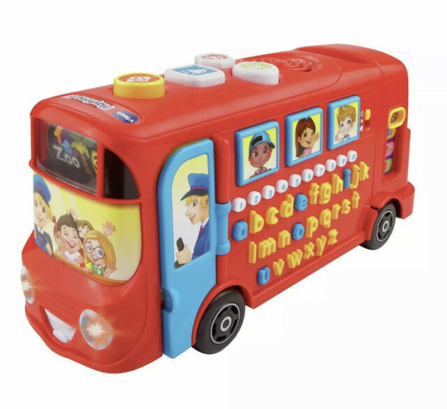 🔥Vtech Playtime Bus with phonics