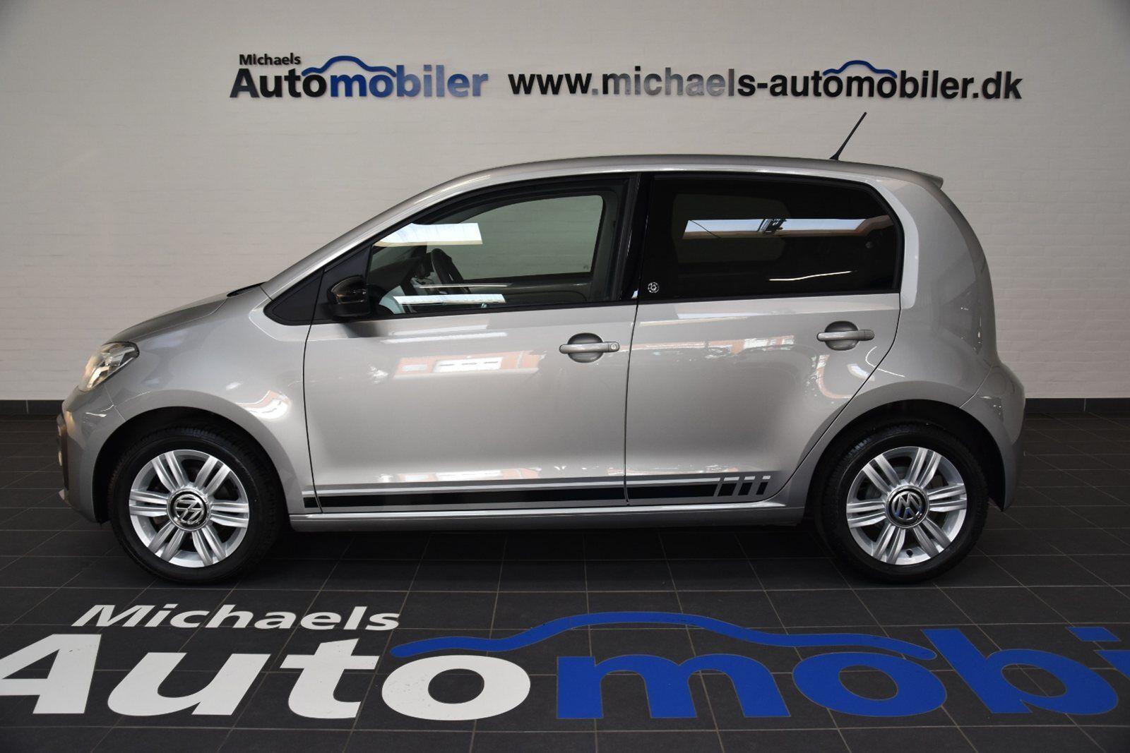 VW Up! 1,0 MPi 60 Beats Up! 5d - 123.500 kr.