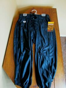 Large WILSON F5625 ADULT FOOTBALL GAME PANTS