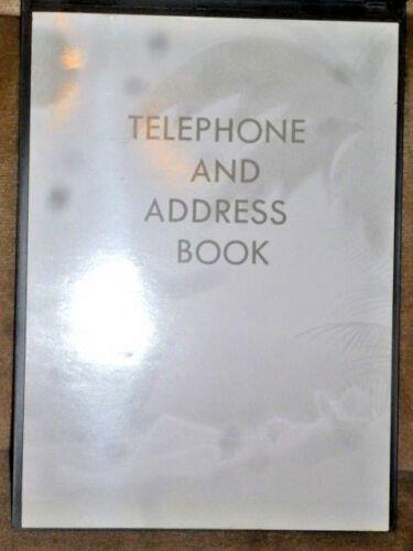 Das andere Adressbuch //// mit Register von A bis Z B 46 Adressbücher//Telefon.