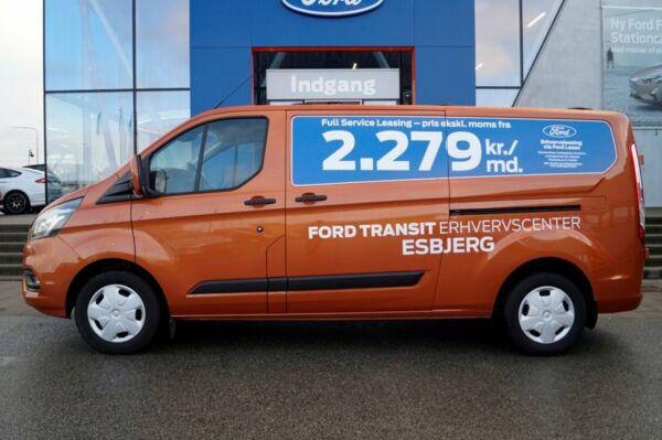 Ford Transit Custom 320L 2,0 TDCi 130 Trend - billede 2